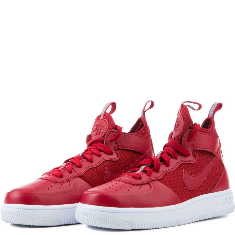 Nike AIR FORCE 1 ULTRA FORCE MID GRADE SCHOOL 869945-603