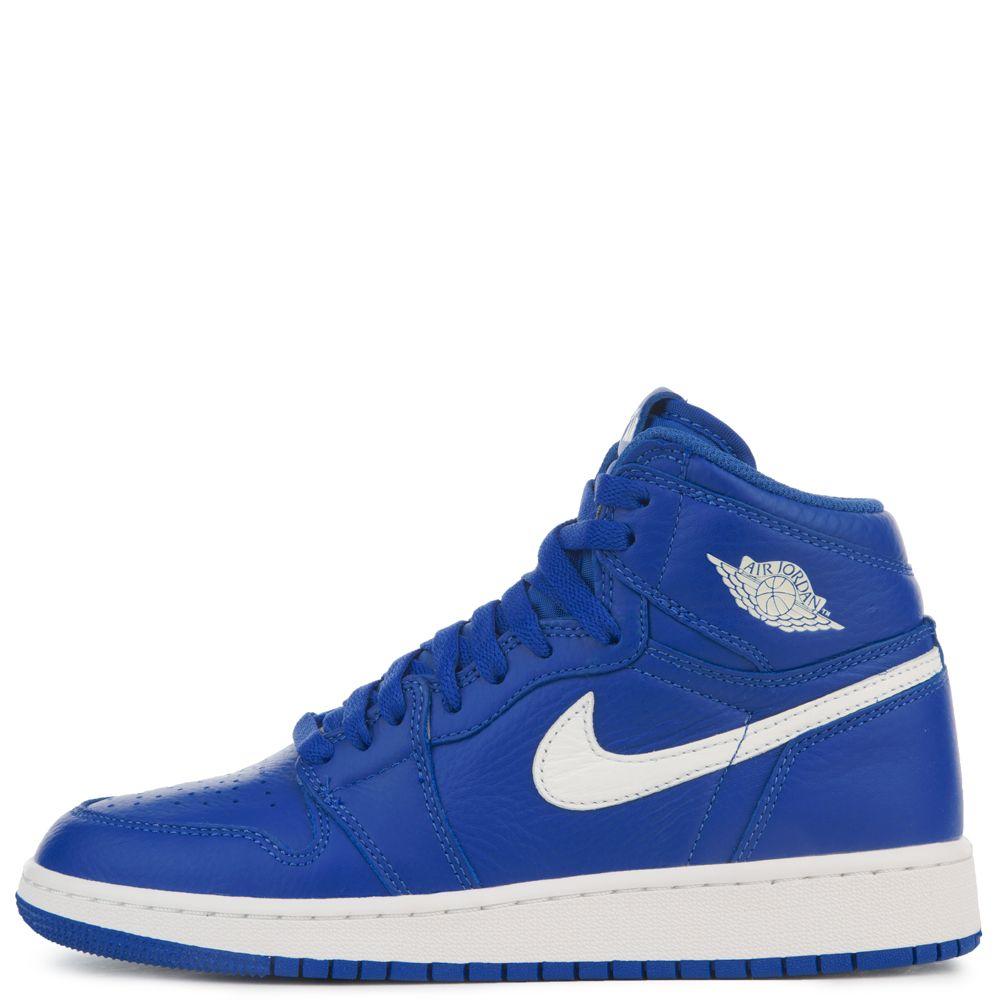 jordan retro 1s blue