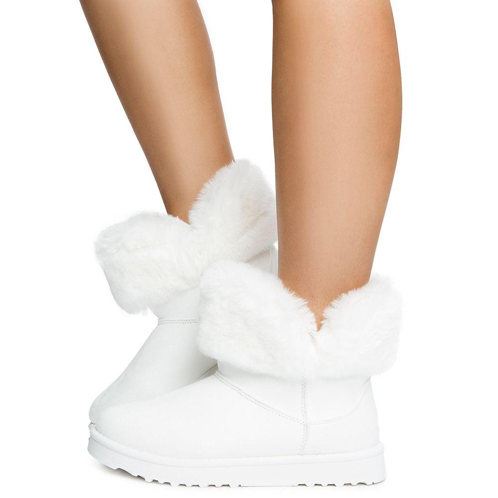 Women's Amelia Ankle Bootie Off White