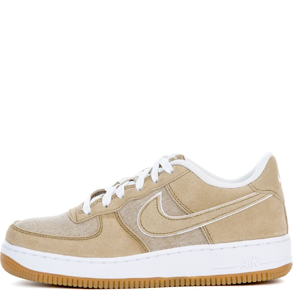 AIR FORCE 1 (GS) KHAKIKHAKI WHITE GUM LIGHT BROWN