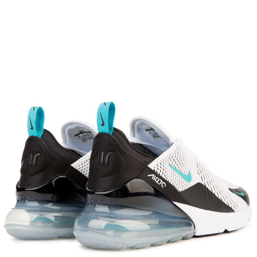 los angeles 8ef3d 74be7 Air Max 270 BLACK/WHITE/DUSTY CACTUS