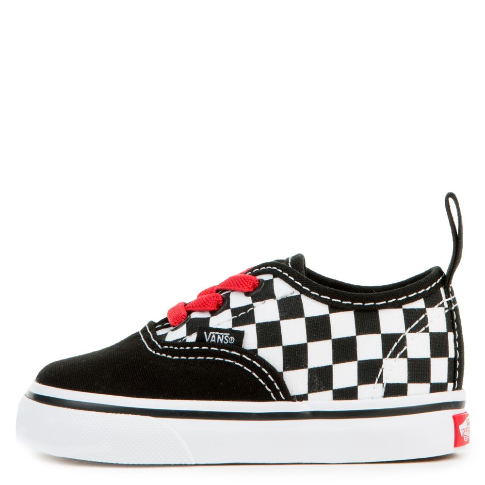 (TD) AUTHENTIC ELASTIC LACE CHECKERBOARD