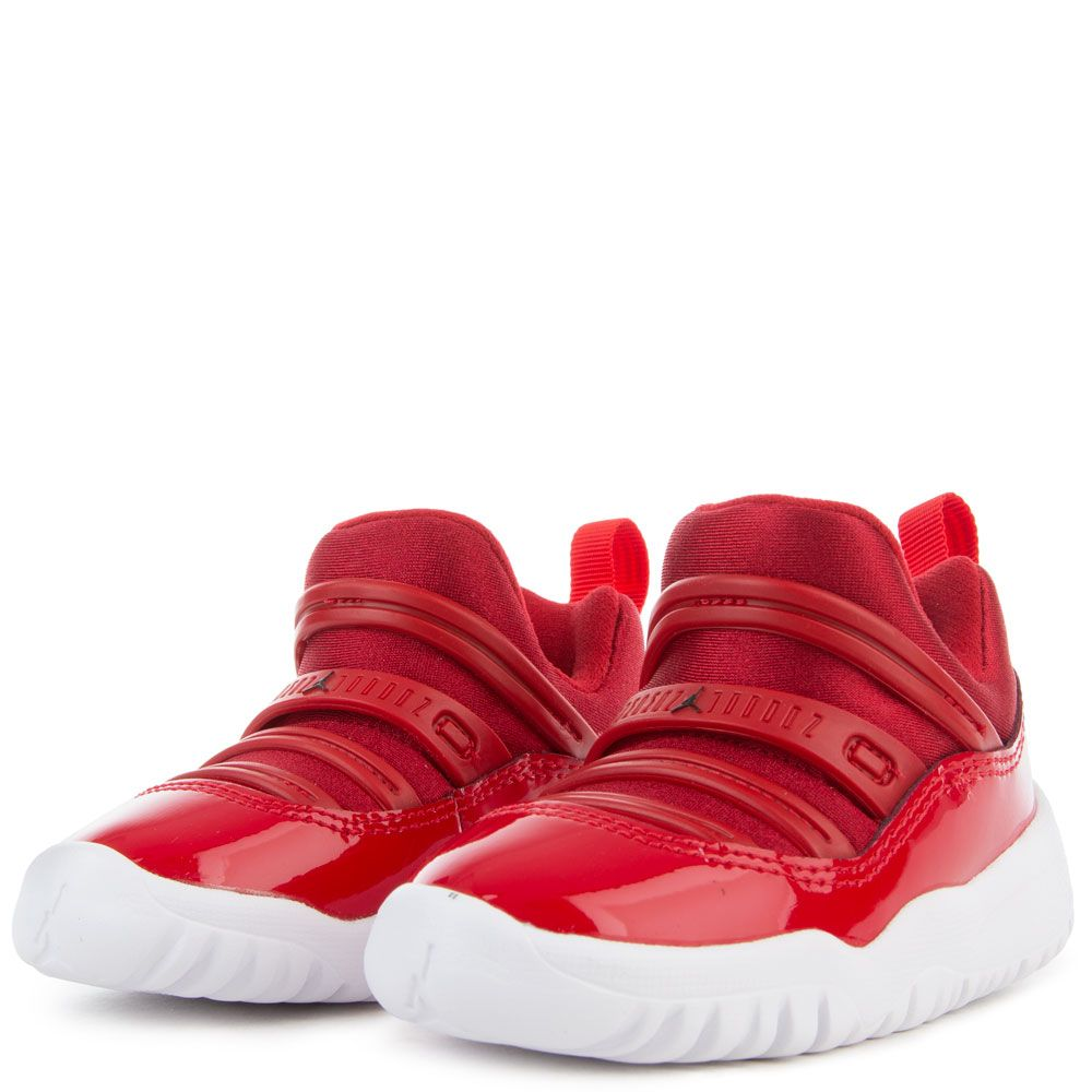 los angeles 3c2b1 66ac9 (TD) Jordan 11 Retro Little Flex Gym Red/Black-White