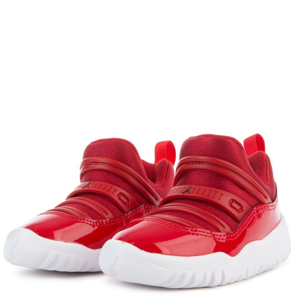 los angeles 064f6 86da4 (TD) Jordan 11 Retro Little Flex Gym Red/Black-White