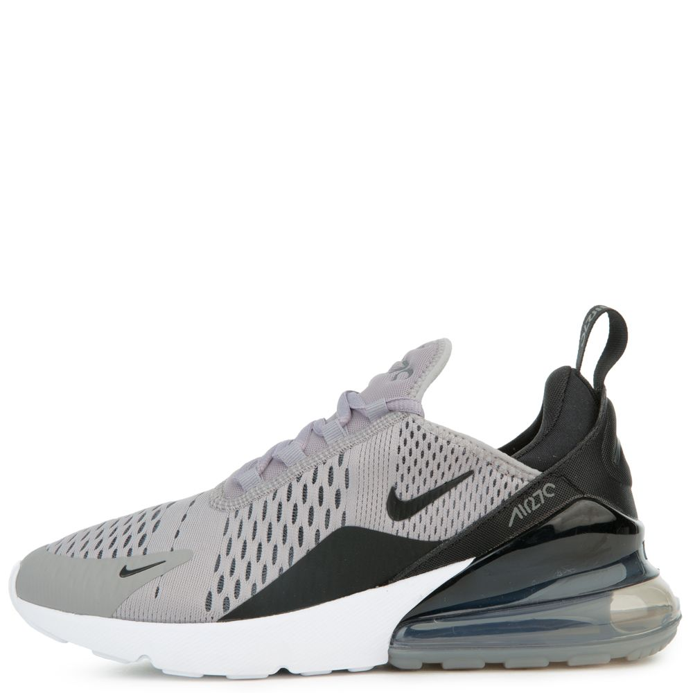 Women S Air Max 270 Atmosphere Grey Black Gunsmoke White