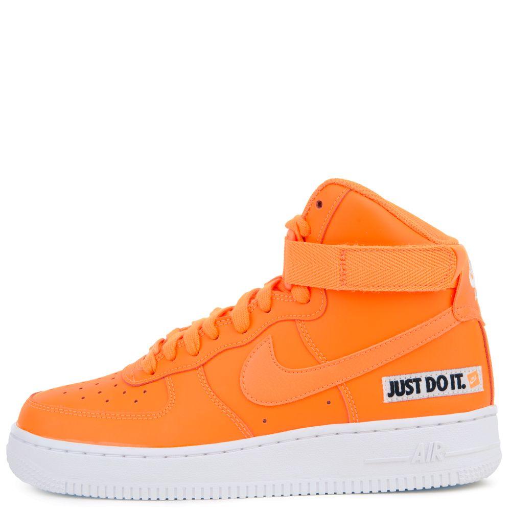 orange air forces 1