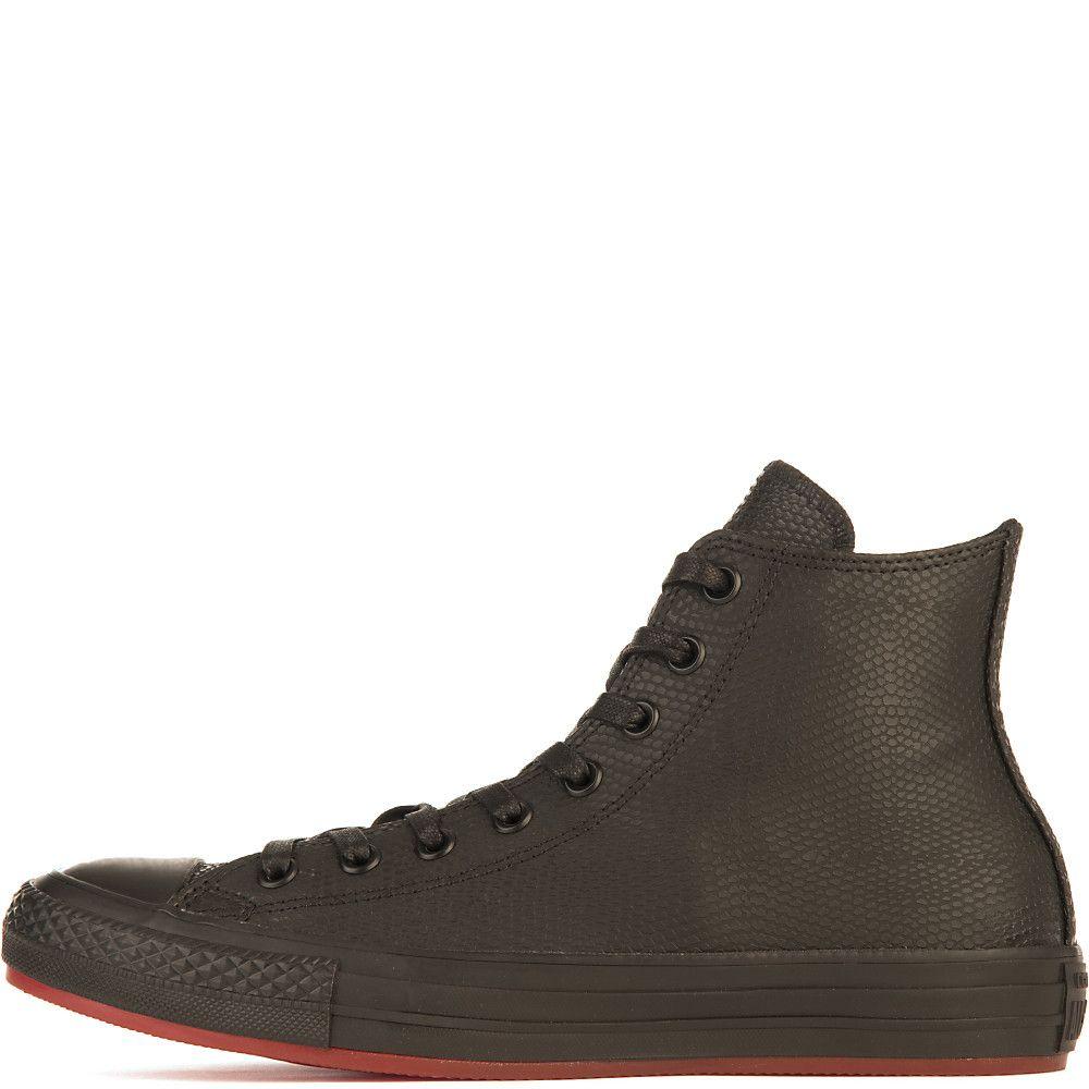 Men's Chuck Taylor All Star Hi Casual Sneaker le Black