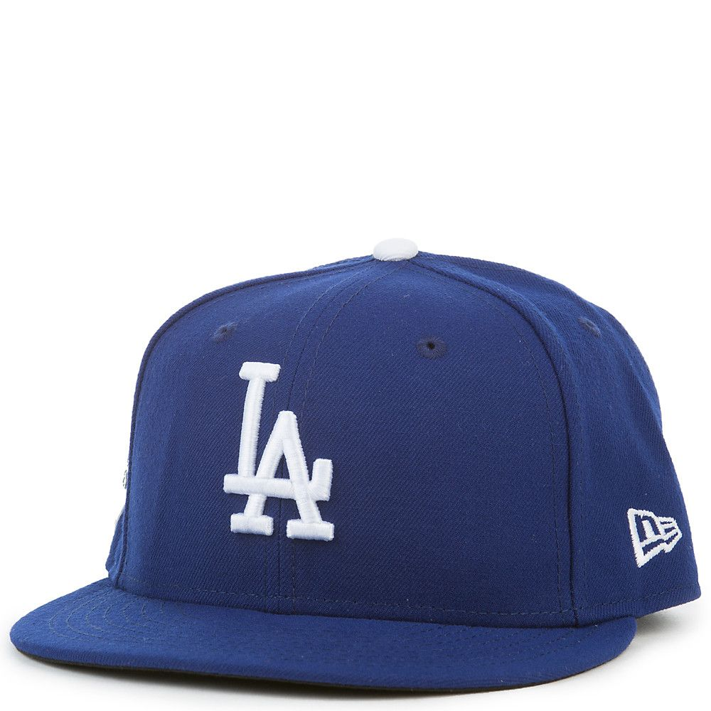 Los Angeles Dodgers Gm World Series Hat Blue