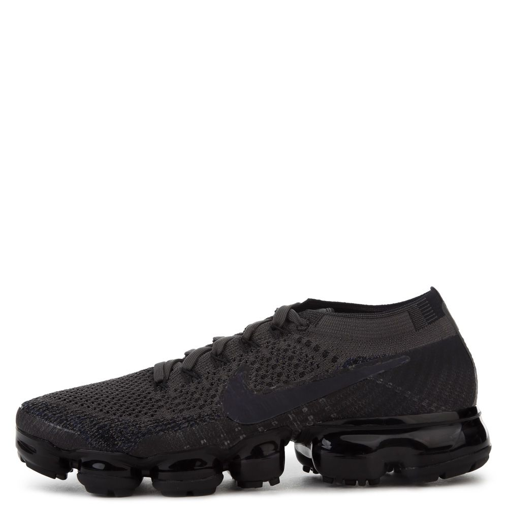 on sale 4d39c 4e2a8 WOMEN'S NIKE AIR VAPORMAX FLYKNIT MIDNIGHT FOG/MULTI-COLOR/BLACK