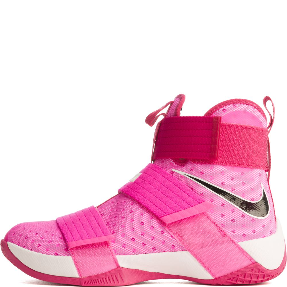 huge discount 07833 90851 LEBRON SOLDIER 10 Pink/White/Black