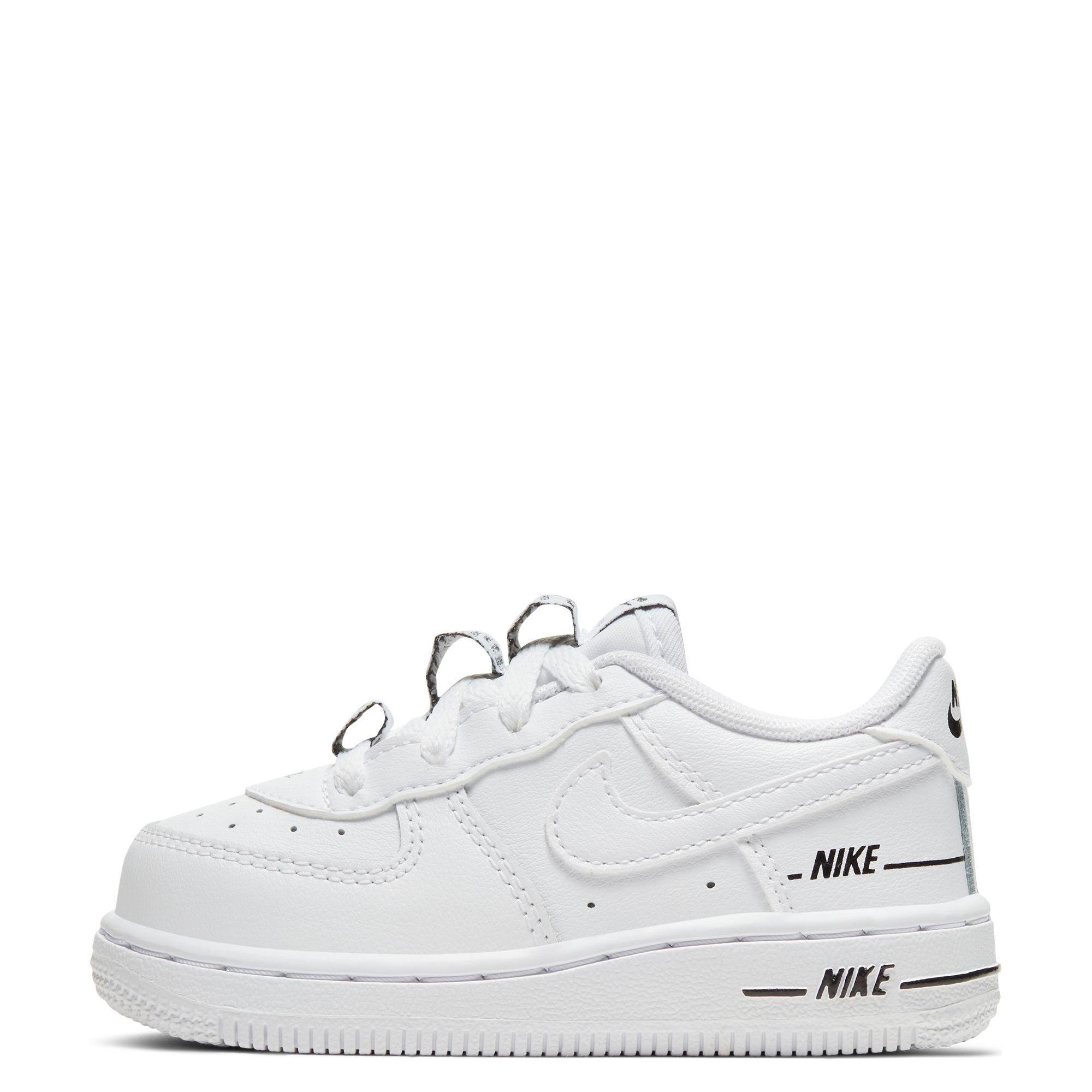 TD) Force 1 LV8 3 White/White-Black