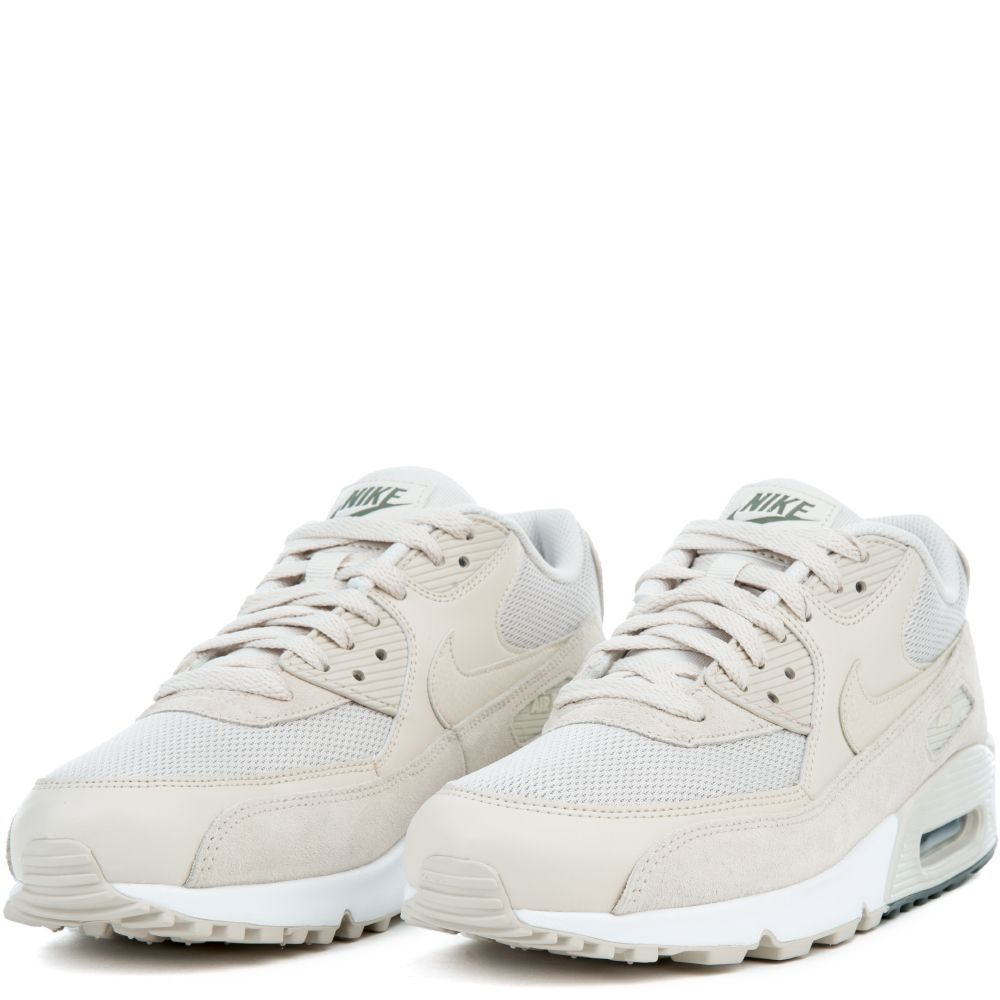 on feet at brand new sneakers Air Max 90 Essential LT OREWOOD BRN/LT OREWOOD BRN-RIVER ROCK