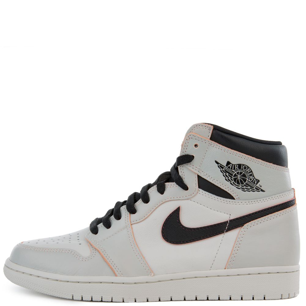 code promo f83c6 be567 AIR JORDAN 1 HIGH OG LIGHT BONE/BLACK-CRIMSON TINT-HYPER PINK
