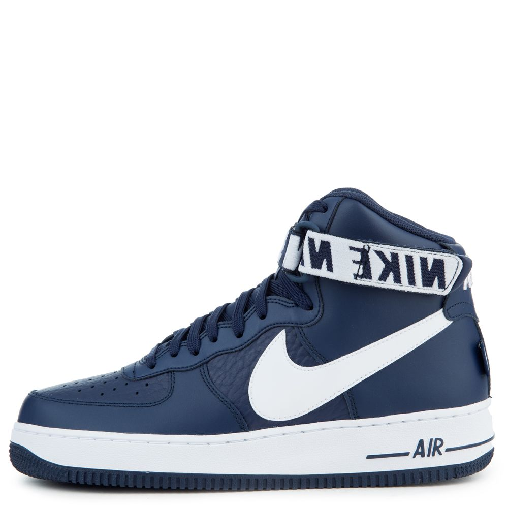 Air Force 1 High 07 College Navy White