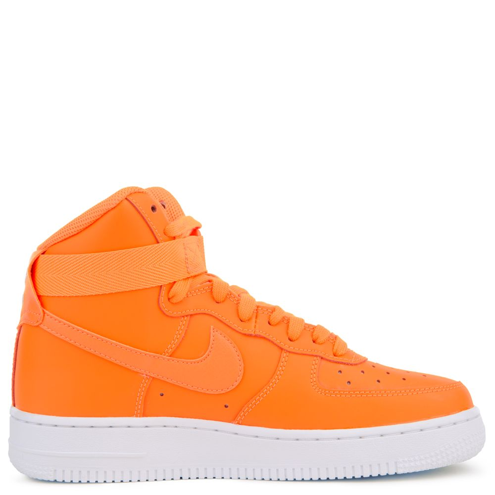 nike air force 1 high just do it total orange
