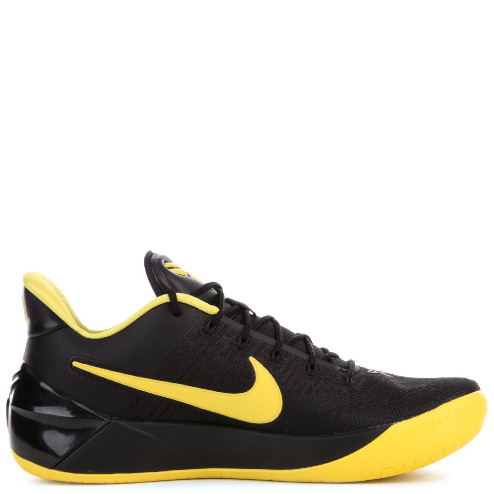 newest f25b7 98bba KOBE A.D. OREGON BLACK/YELLOW STRIKE