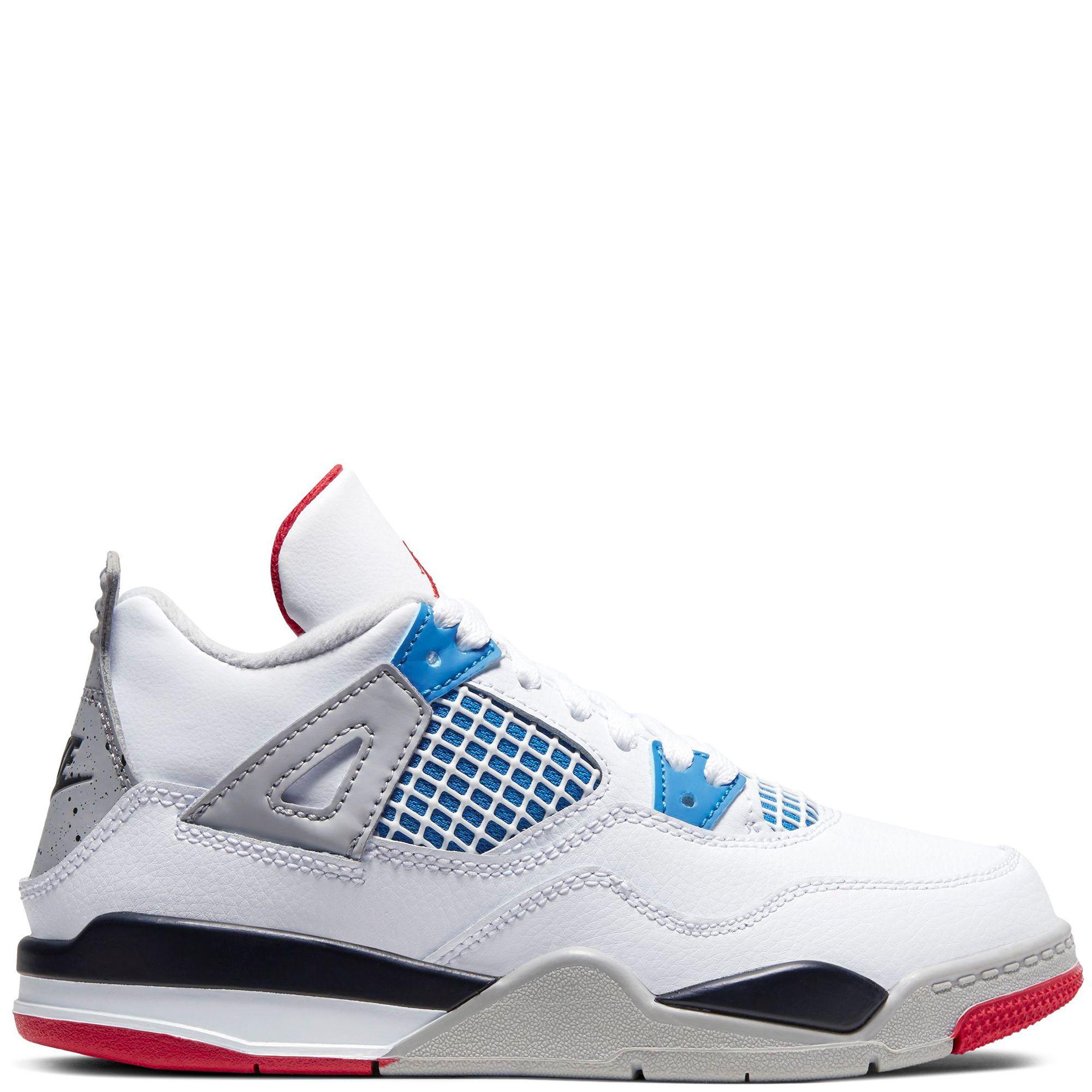 PS) Air Jordan 4 Retro
