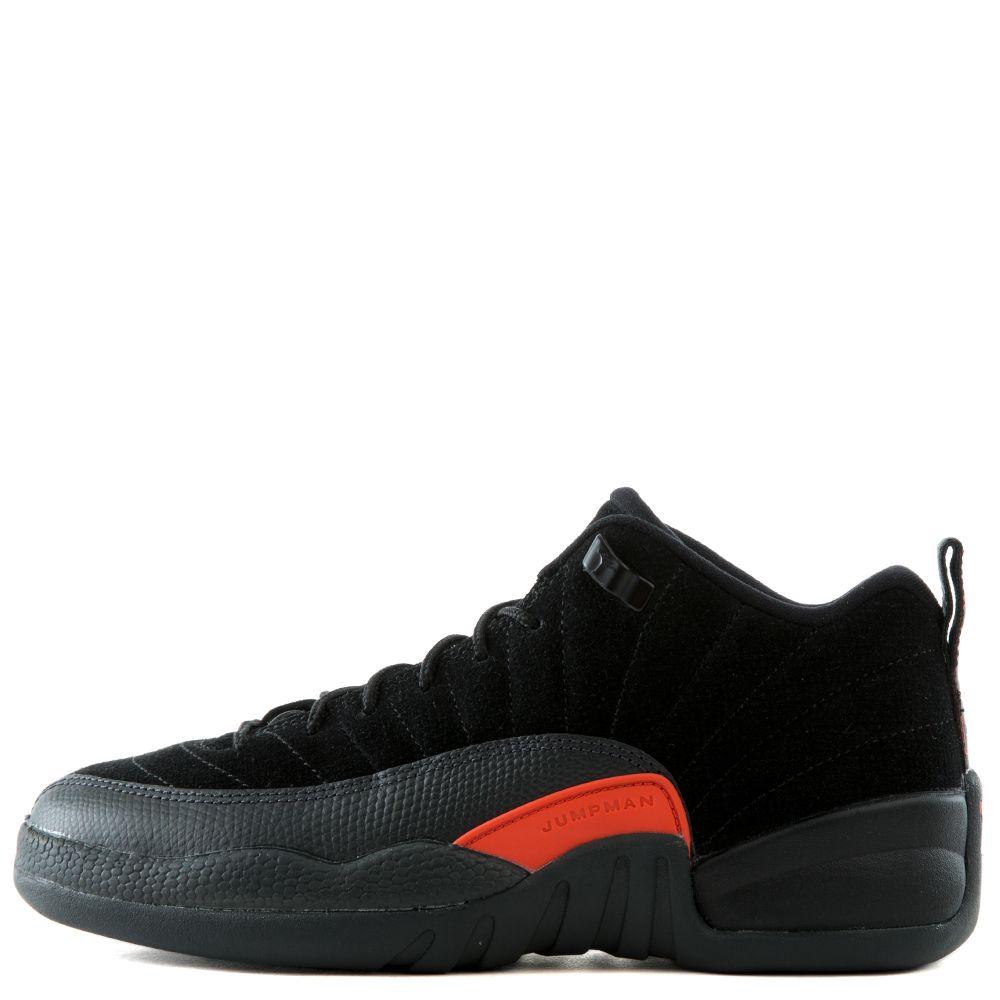 Air Jordan 12 Retro Low Black/Red
