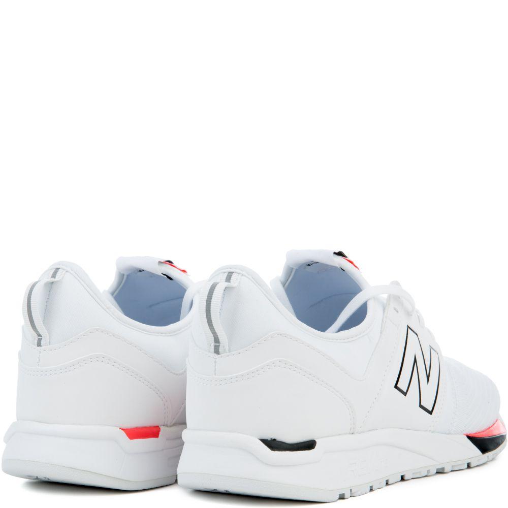 Men's 247 Classic Sneaker WhiteBlack
