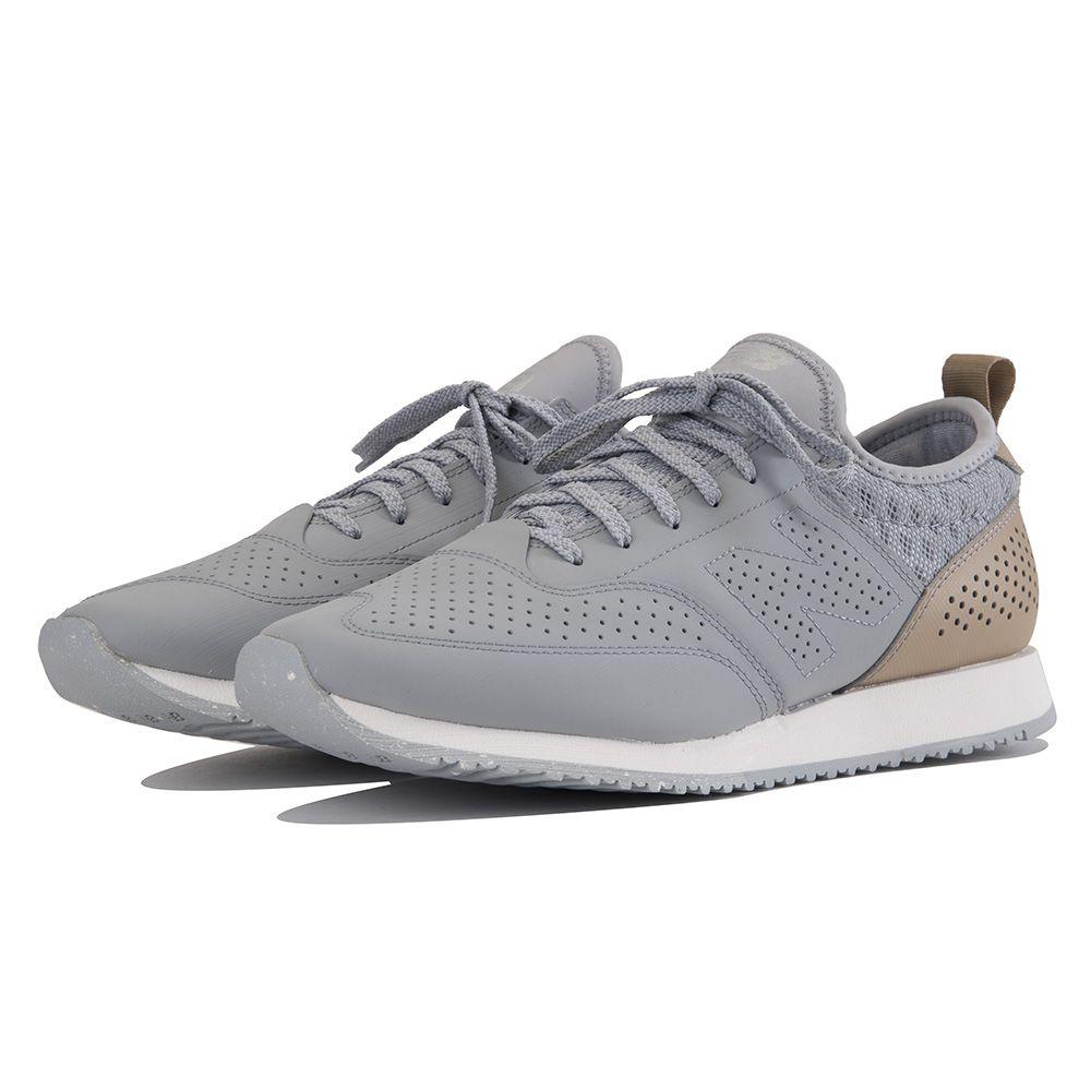 New Balance for Men: 600C Grey Running Shoes GREY/TAN
