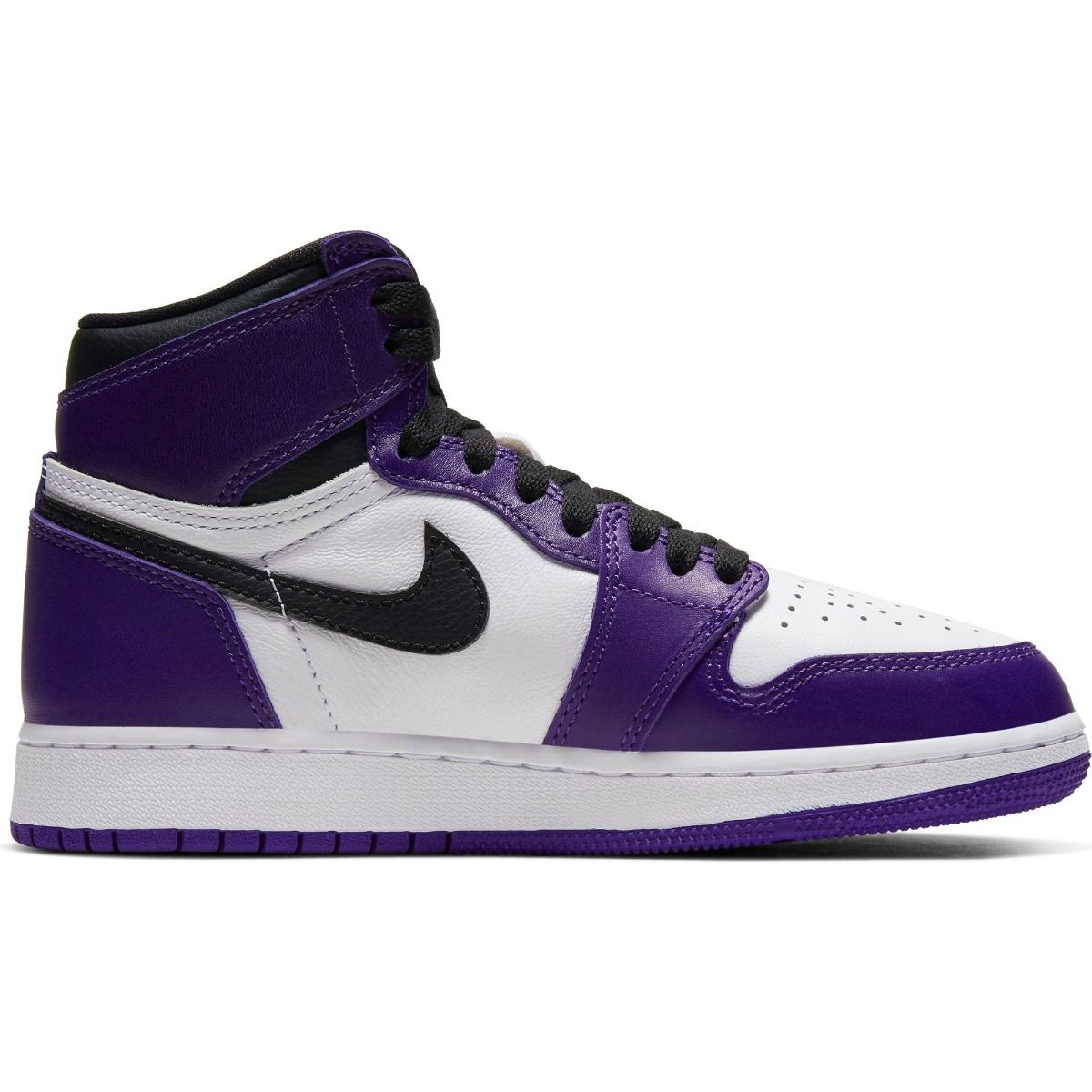 air jordan 1 court purple 2020 raffle