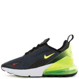 Air Max 270 (gs) hyper Crimson Nike bv1246 015 black