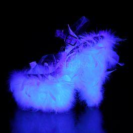 Little Suite Bleu Mocassins 1732 La JFclK1