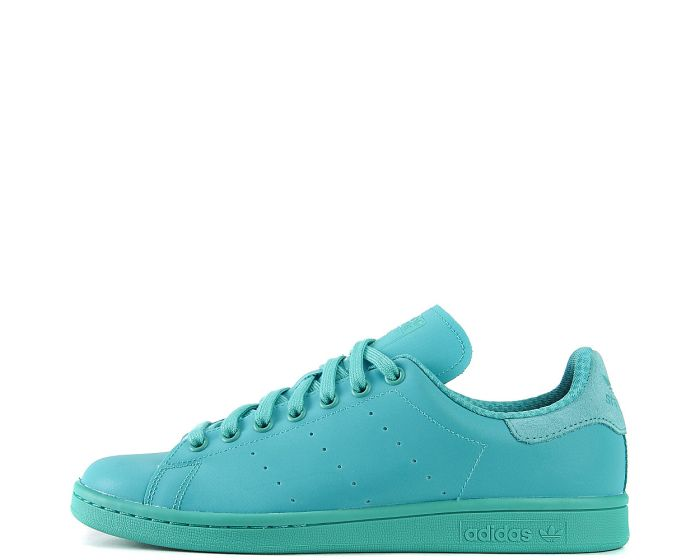 Adidas Teal Men'S Stan Smith Adicolor Casual Sneaker