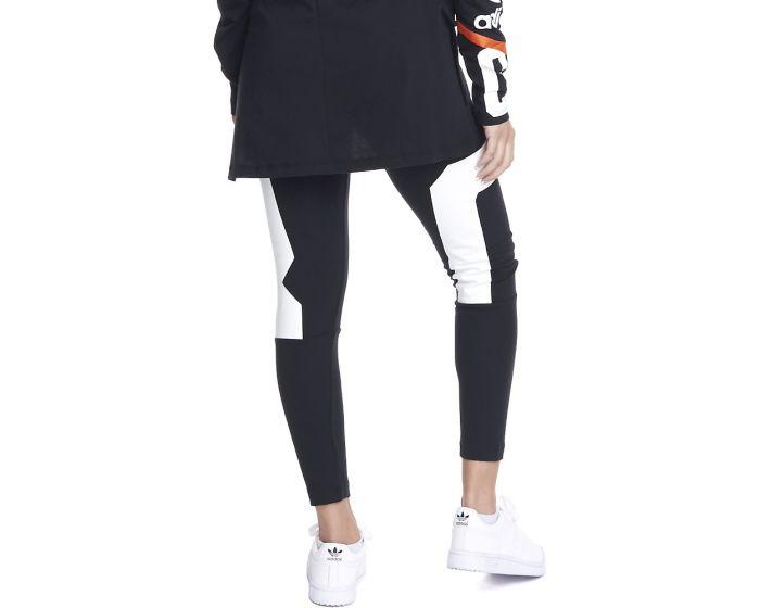 Women S Basketball Leggings Black White