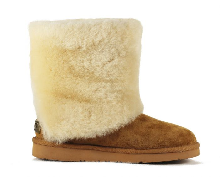 44bca824877 UGG Australia for Women: Patten Chestnut Ankle Boot Wheat