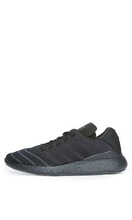 best sneakers ce8f5 08950 The Busenitz Pure Boost in Core Black Black