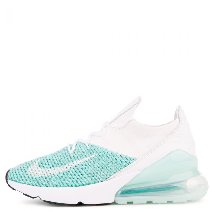 nike air max 270 flyknit white