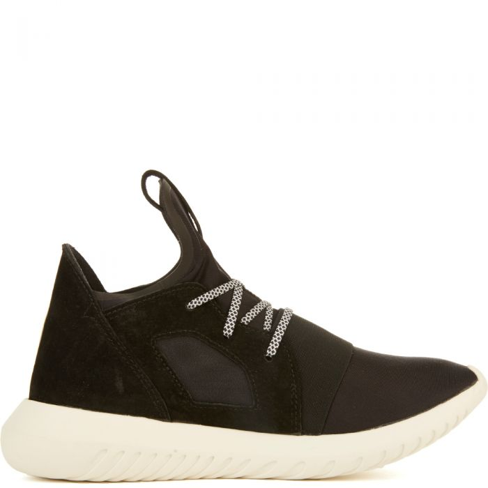 check out 3548a a2ce3 adidas for Women: Tubular Defiant Black Sneakers Black