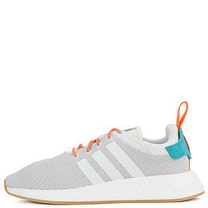newest a5463 78285 The NMD R2 Summer in White, Grey and Gum3 White/Grey