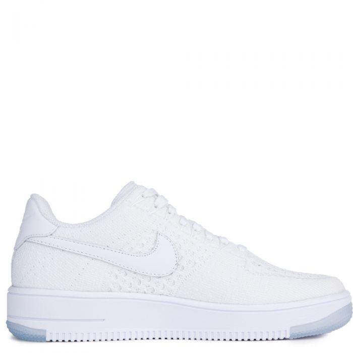 sports shoes 707f4 6bf29 Nike Air Force 1 Ultra Flyknit Low Women's Shoe White