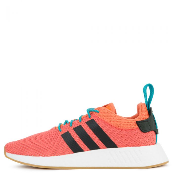 The NMD R2 Summer in Orange, Gum3 and White Orange