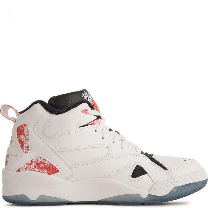 1bd7b0429125 Men s Blacktop Boulevard Athletic Basketball Sneaker White