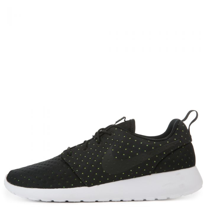 best loved 21084 417b8 MEN'S NIKE ROSHE ONE SE BLACK/VOLT
