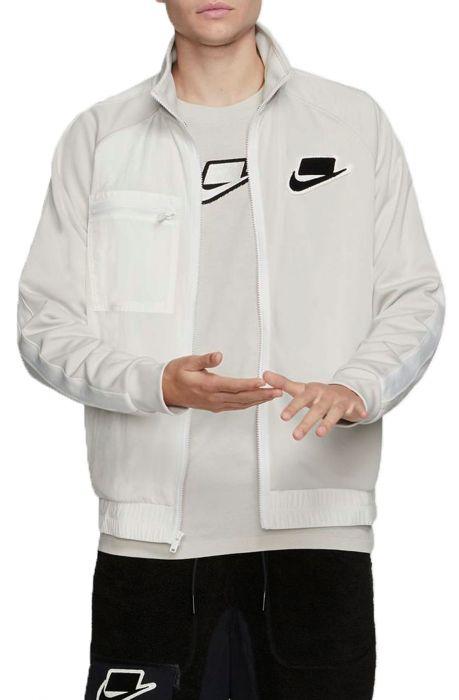 Sportswear Track Jacket Light BoneSailBlack