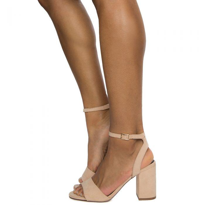 Women 5 Platform Wedge Heel w Ankle Strap Closed Toe