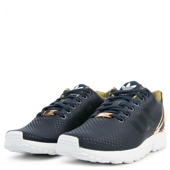 premium selection d02d4 f9883 Women's Zx Flux Sneakers LEGINK/LEGINK/GOLDMT