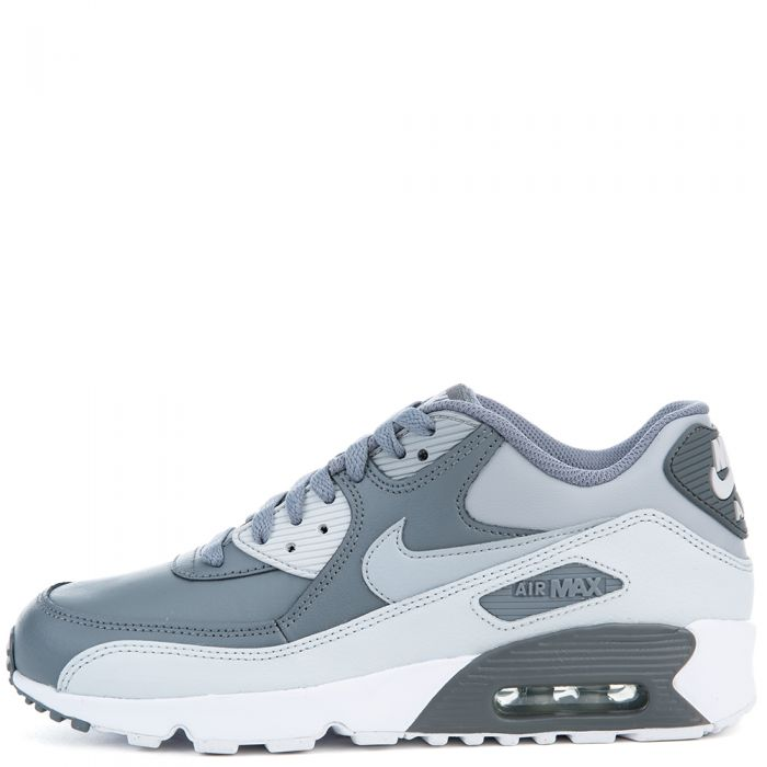 Nike Air Max 90 Ltr (GS) 833412 021 AnthraciteWolf Grau