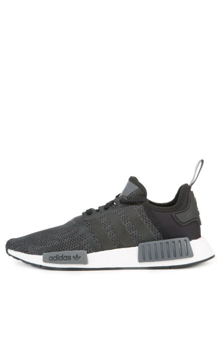 super popular 7b2a0 3bfbb The Men's NMD R1 in Core Black, Carbon and White Black