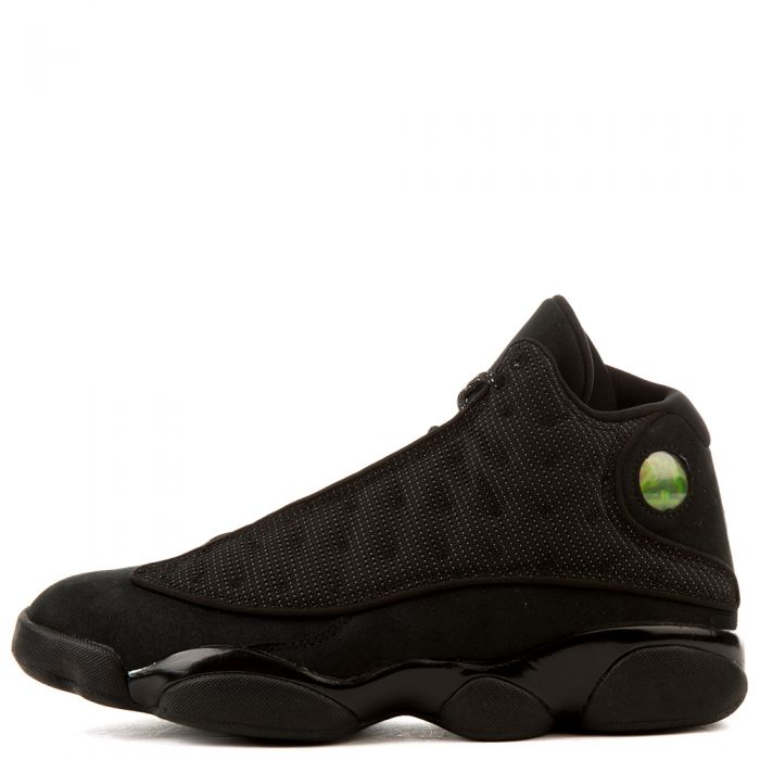 newest 05489 3452a Air Jordan 13 Retro Black/Grey