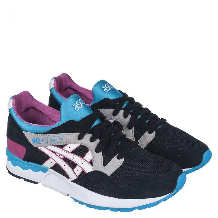 the best attitude 52dbf d775c Men's Casual Sneaker Gel-Lyte V Black/White/Pink/Light Blue/Grey
