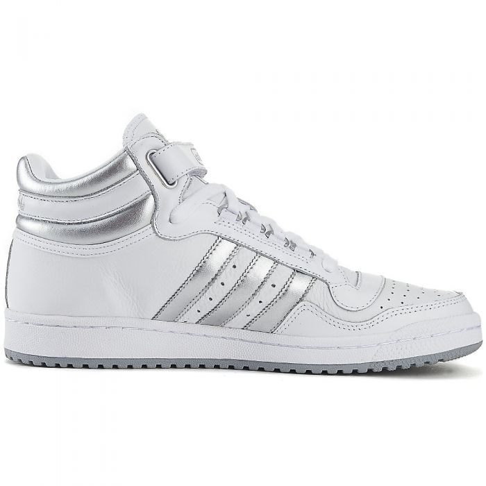innovative design 3a9cc 1fbe4 White Mens Concord Mid II Athletic Lifestyle Sneaker