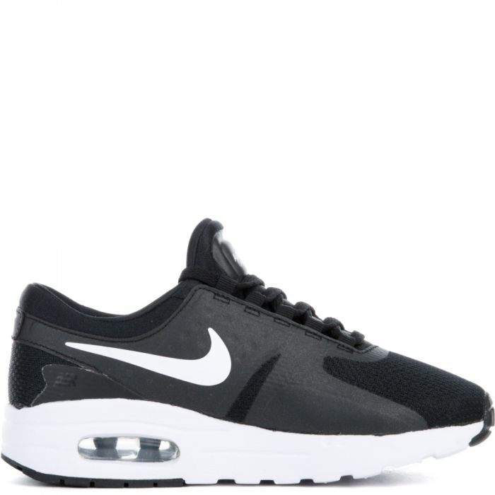 low priced f3224 2953d AIR MAX ZERO ESSENTIAL (PS) BLACK WHITE-DARK GREY