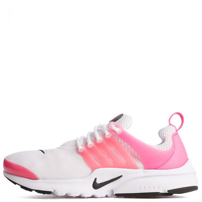 NIKE PRESTO (GS) White/Pink/Black