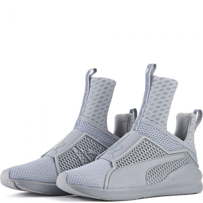 lowest price e15ce 97a06 Women's Fenty Trainer Athletic Sneaker Blue-Grey