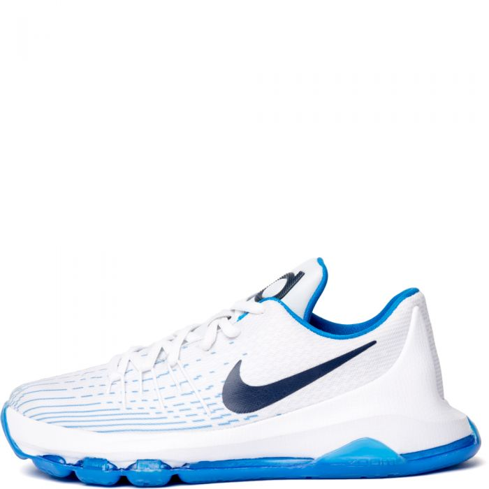cheap for discount 30b43 2efdd KD 8 (GS) WHITE/PHOTO BLUE/OPTI YELLOW/MIDNIGHT NAVY